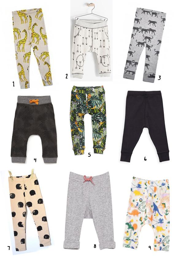 meet available new product Nouvelle sélection de leggings pour garçon - By Paulette