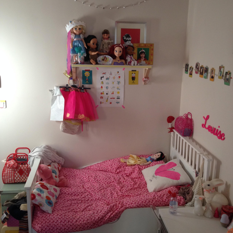 Une chambre pour deux - By Paulette