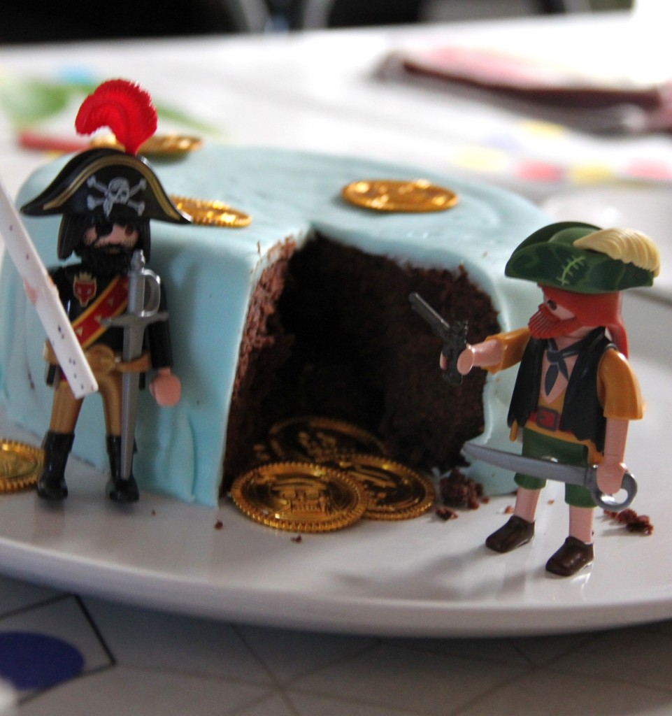 Anniversaire pirate 1