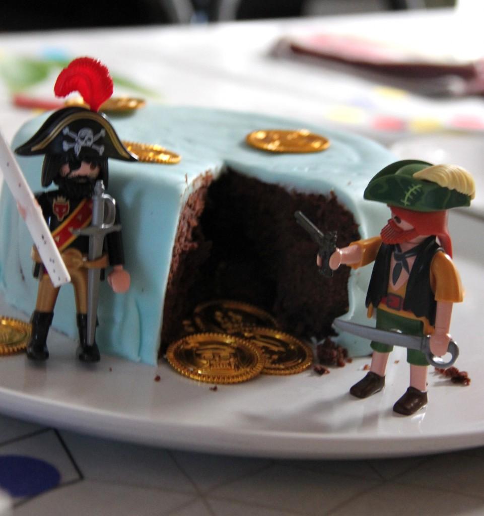 Anniversaire pirate 1