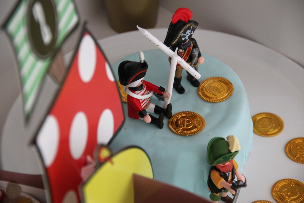 Anniversaire pirate 2