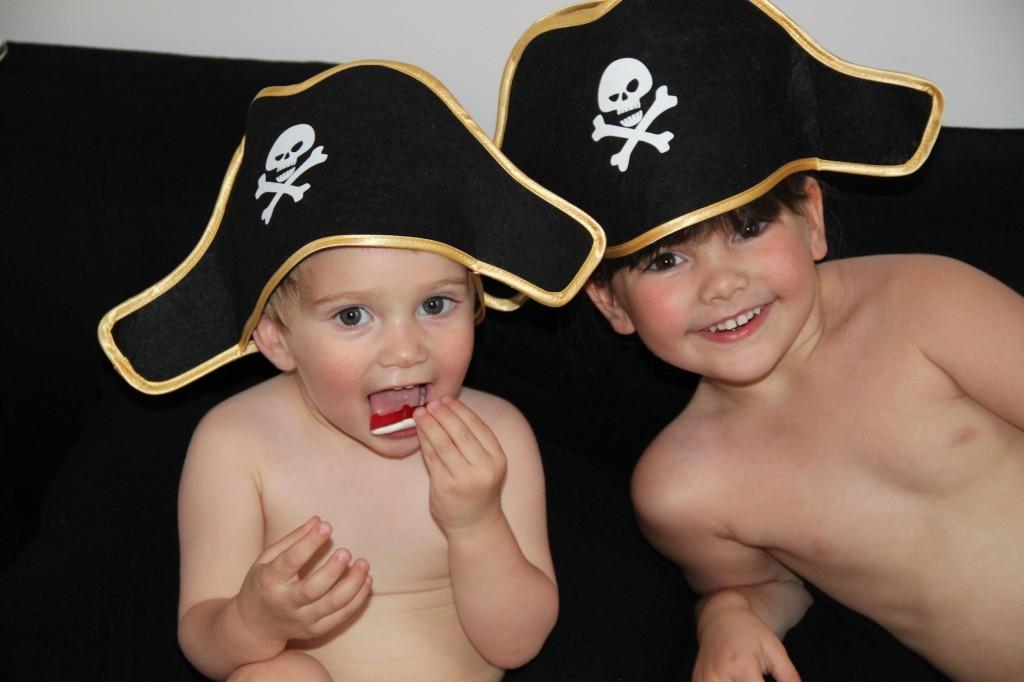 Anniversaire pirate 3