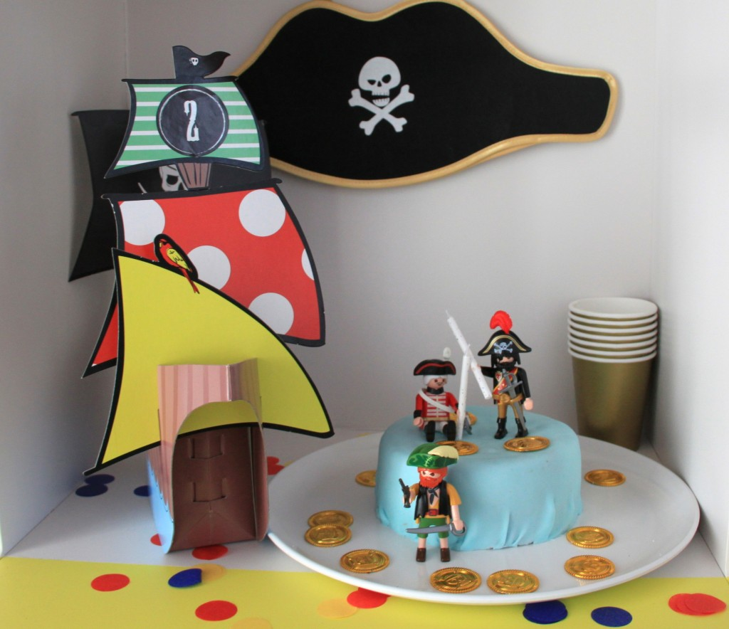 Anniversaire pirate 5