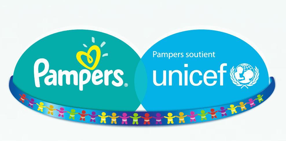 logoPampersUnicef