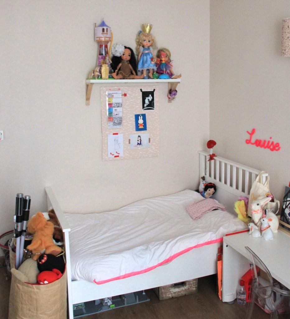 La chambre de Louise et Lucien