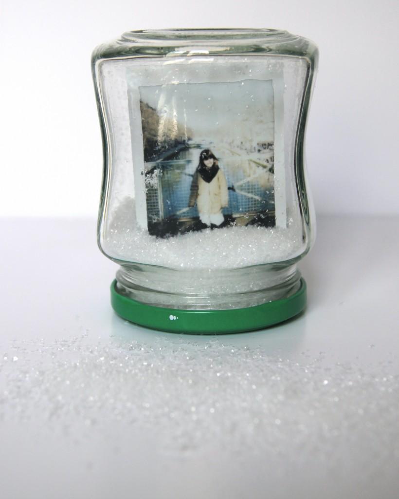 DIY Boule à neige 4