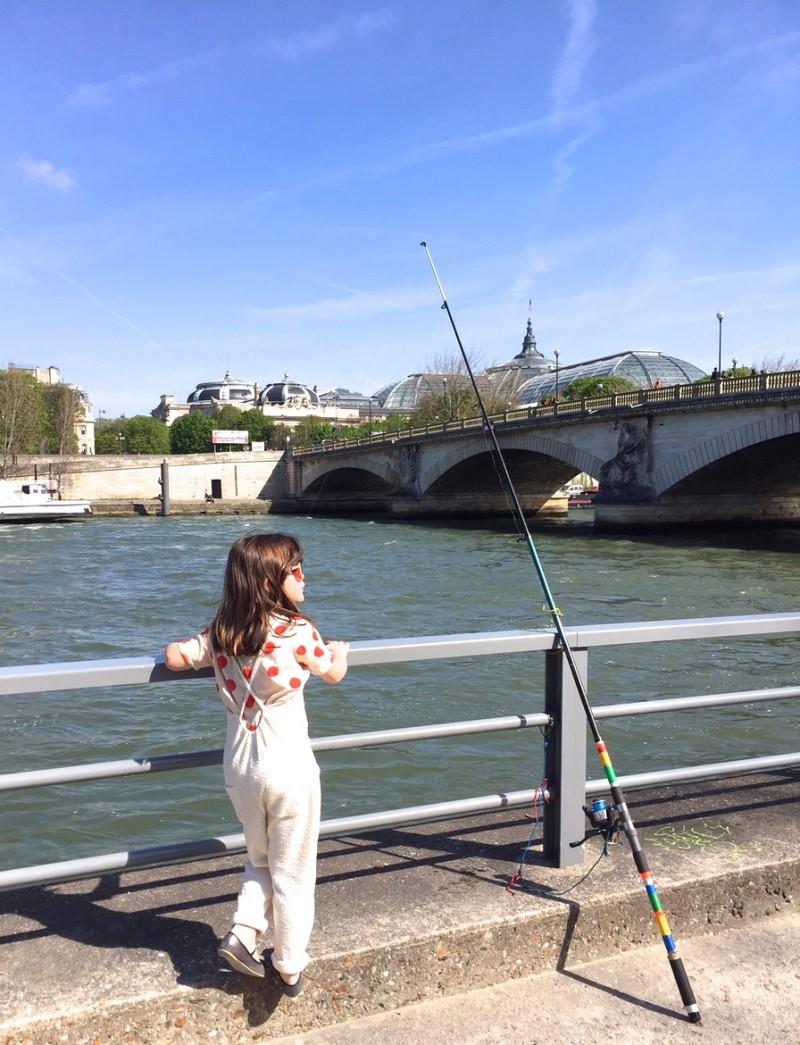 Berges de Seine x By Paulette