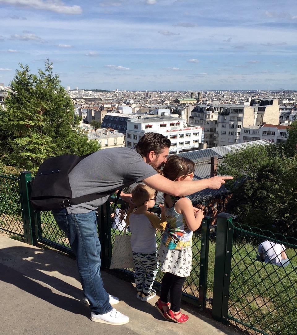 Jouer les touristes
