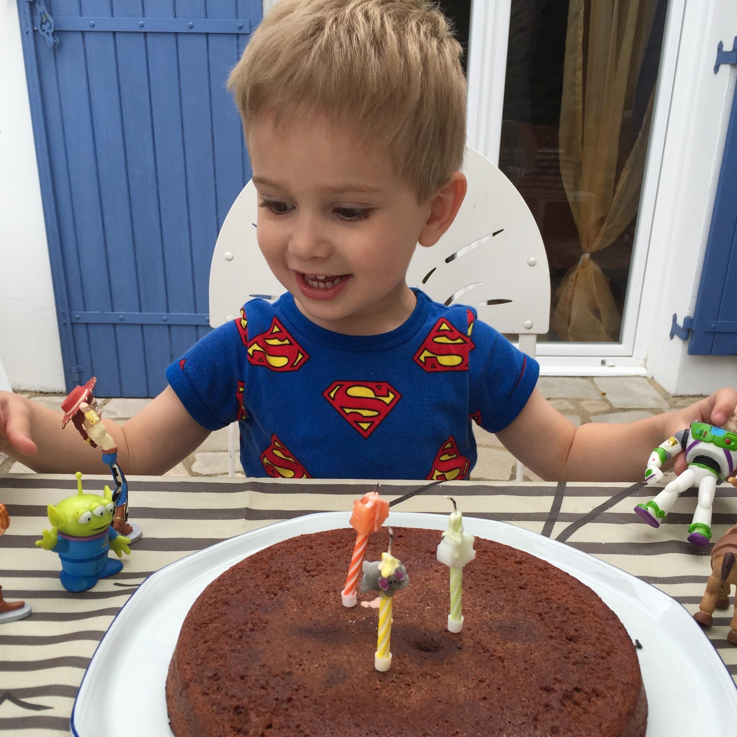 Lucien 3 ans