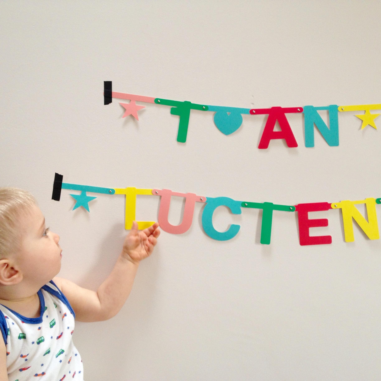 Lucien 1 an