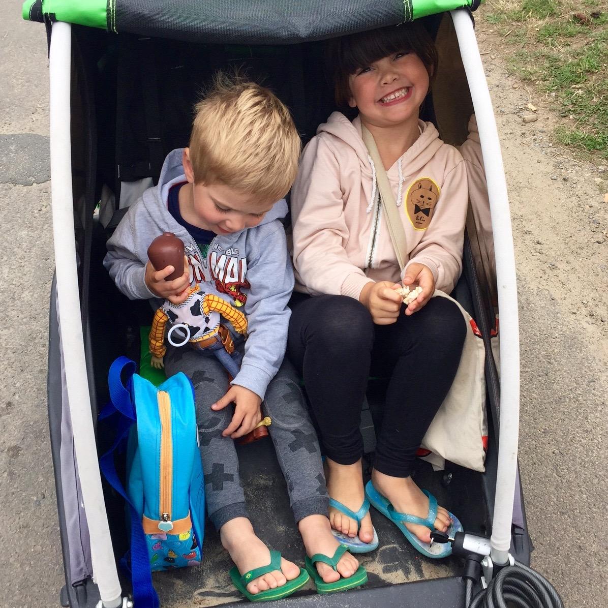 Ile d'Yeu 2015 - En carriole Simone