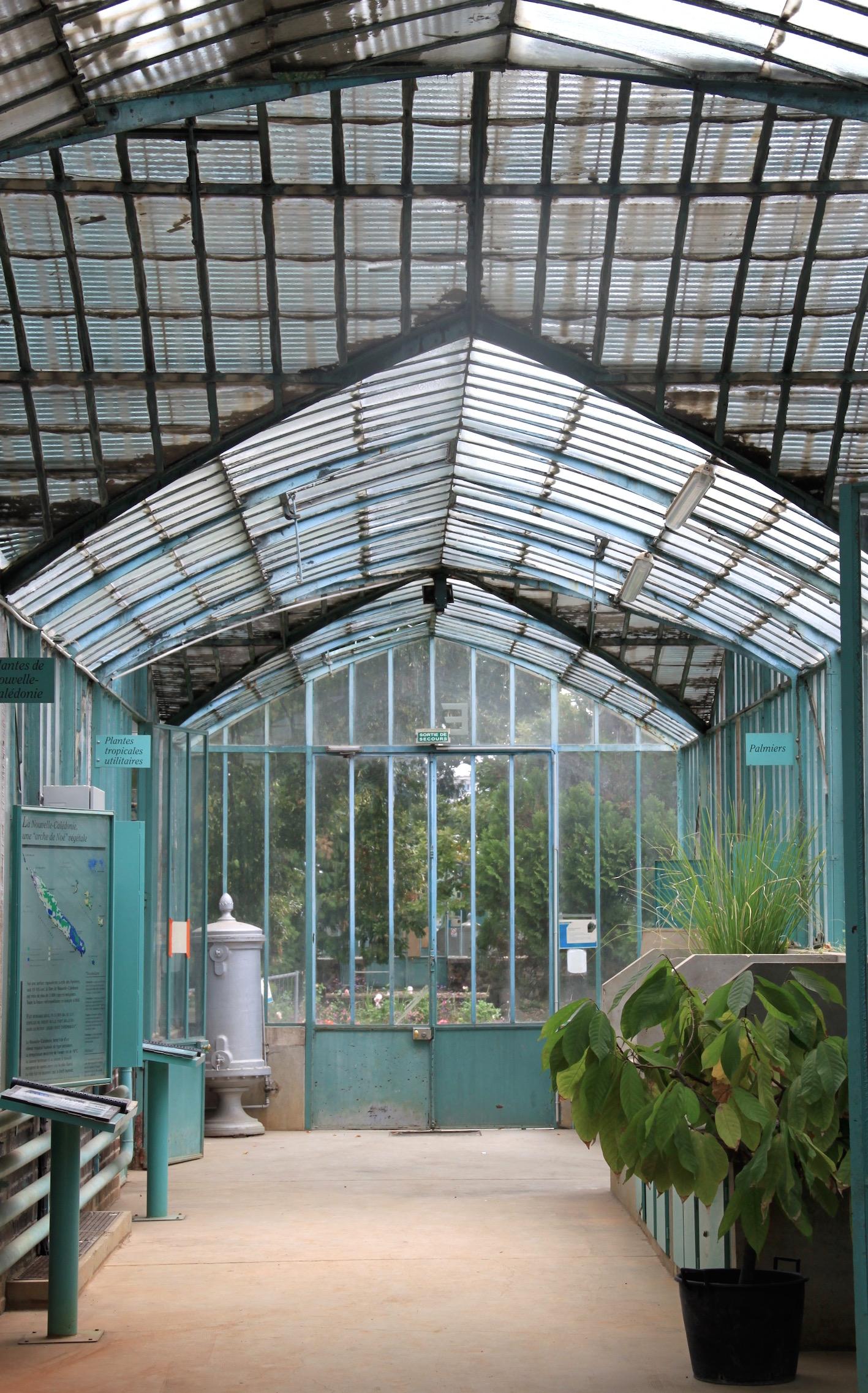 By Paulette x Jardin des Serres d'Auteuil