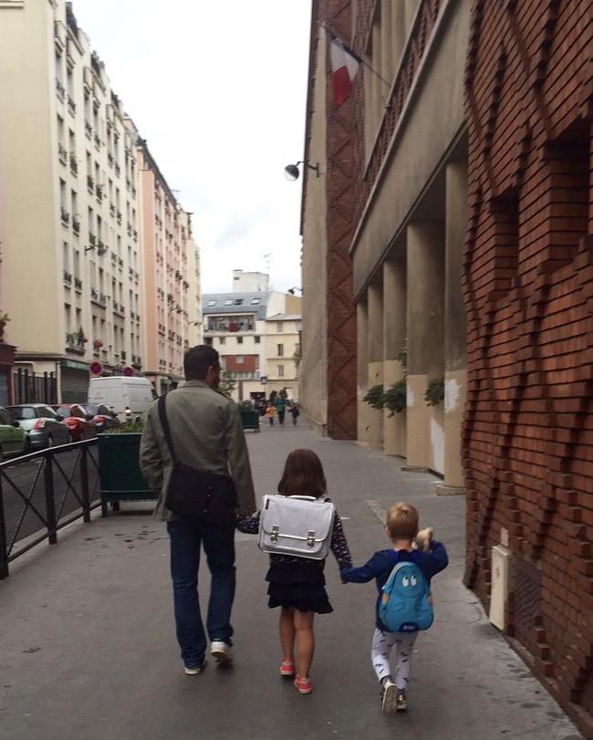 By Paulette - Rentrée scolaire 2015