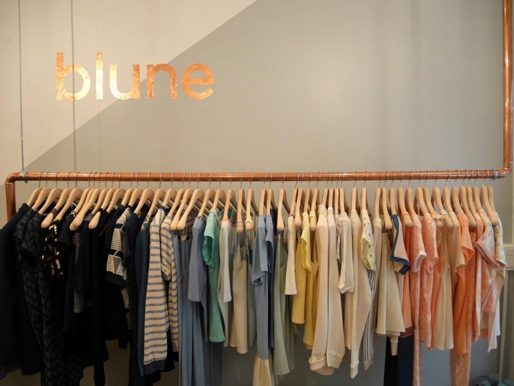 La première boutique de Blune