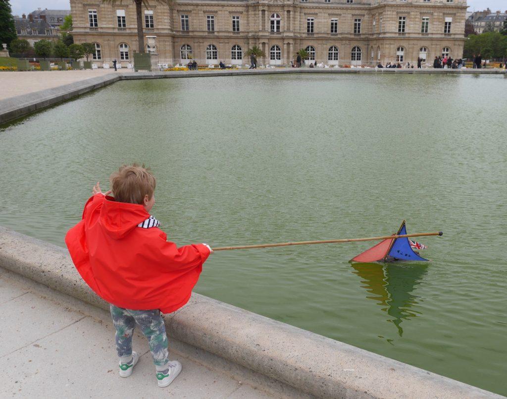 Jardin du Luxembourg x By Paulette