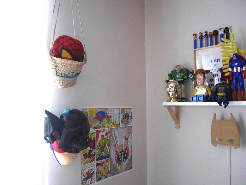 Chambre enfants x By Paulette