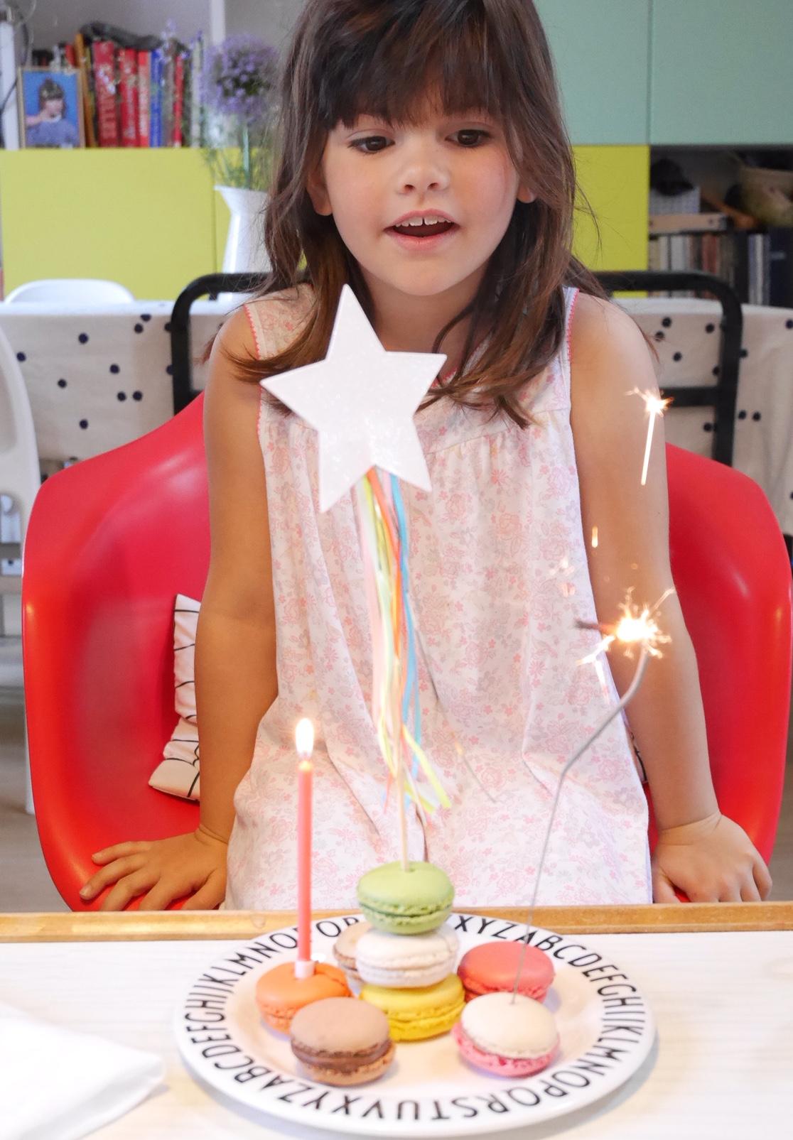 7 ans Louise - By Paulette
