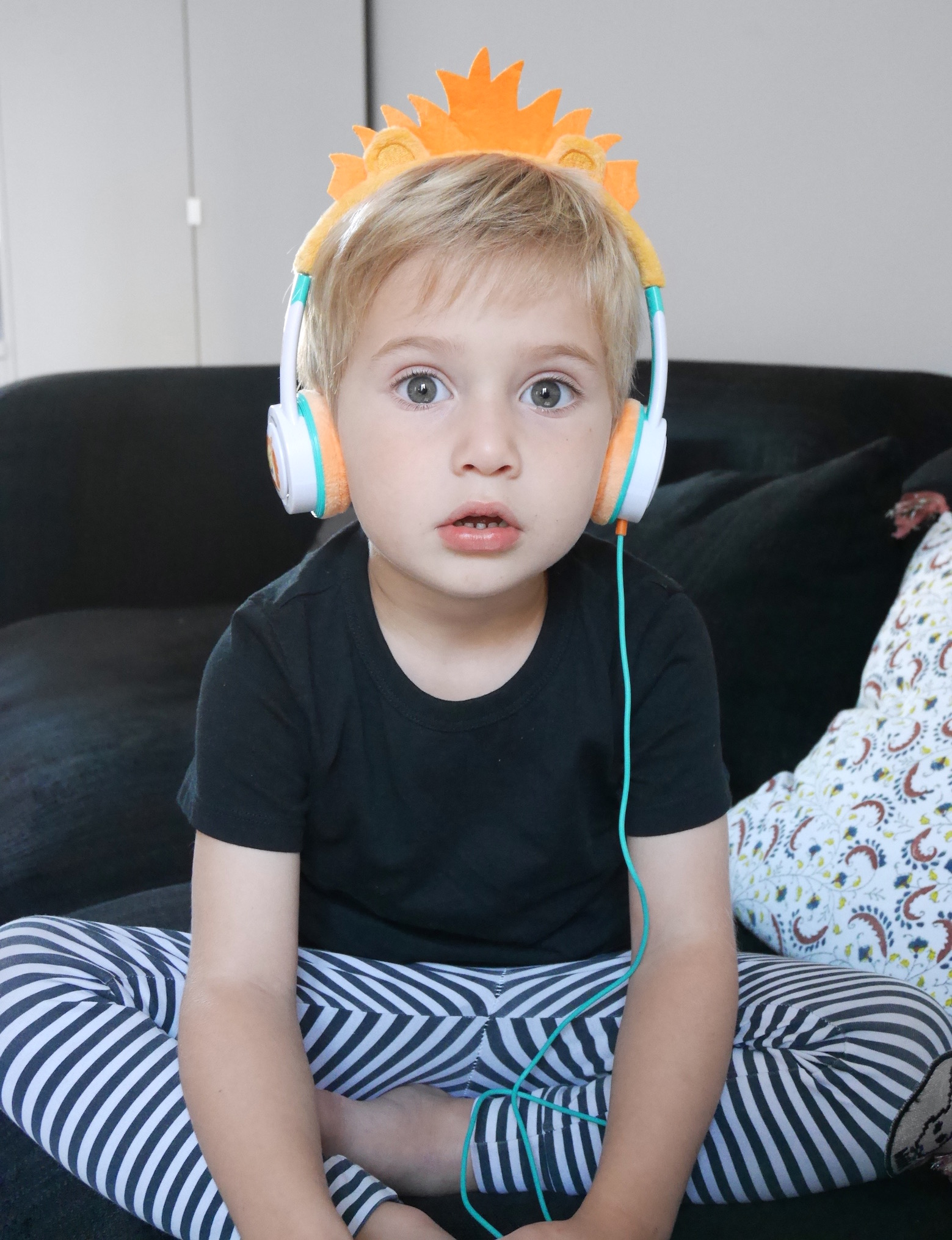 Casque enfant iFrogz - Zagg