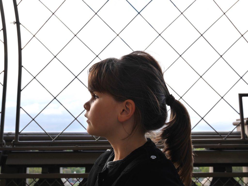 By Paulette à la Tour Eiffel